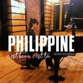 C'est beau, c'est toi (Version acoustique) de Philippine