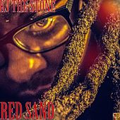 Red Sand by Kj the Stone