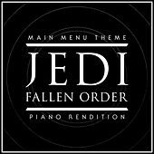 Main Menu Theme - Jedi Fallen Order (Piano Rendition) de The Blue Notes