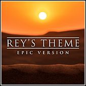 Rey's Theme - The Rise of Skywalker (Epic Version) van L'orchestra Cinematique