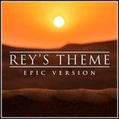 Rey's Theme - The Rise of Skywalker (Epic Version) von L'orchestra Cinematique