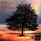 Prokofiev: Violin Concerto No.1, Op.19 by Joseph Szigeti