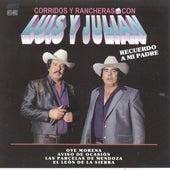 Corridos Y Rancheras Con de Luis Y Julian