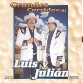 Grandes Corridos Vol. 2 by Luis Y Julian