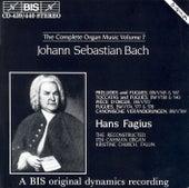 Bach, J.S.: Organ Music (Complete), Vol. 7 by Hans Fagius