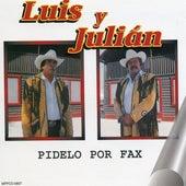 Pidelo Por Fax de Luis Y Julian