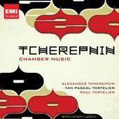 Tcherepnin: String Quartet No.2; Piano Sonata No.1; Suite for solo cello etc by Various Artists