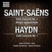Saint-Saens: Cello Concerto No. 1 - Allegro appassionato - Haydn: Cello Concerto No. 1 by Various Artists