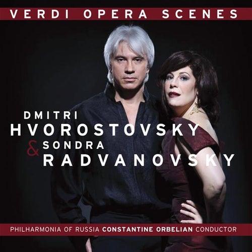 Verid Opera Scenes by Various Artists