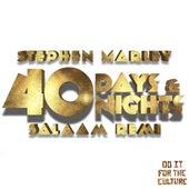 40 Days & 40 Nights (PT. 2) by Salaam Remi