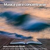 Musica para concentrarse: Música tranquila para estudiar, música para leer, concentración, enfoque, música de fondo y la mejor música de estudio, Sonidos de la naturaleza, olas oceánicas de Musica para Concentrarse