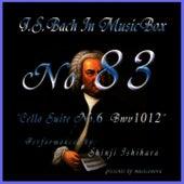 Bach In Musical Box 83 / Cello Suite No.6 Bwv1012 by Shinji Ishihara