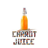 Carrot Juice by Salaam Remi