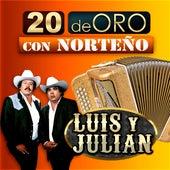 20 De Oro Con Acordeon de Luis Y Julian
