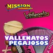 Vallenatos Pegajosos by Los Vallenatos De La Cumbia