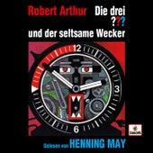 Henning May liest ...und der seltsame Wecker von Die drei ???
