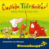 Lustige Tierlieder: Kinderlieder zum Mitsingen (Rotes Pferd und Kino-Kuh) de Sternschnuppe