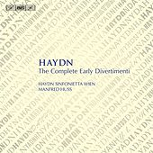 Haydn: The Complete Early Divertimenti by Various Artists