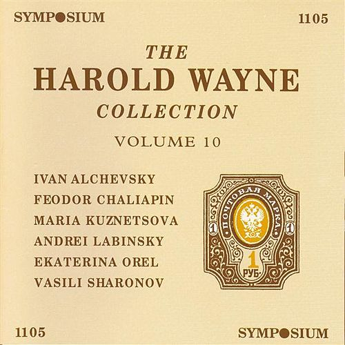 The Harold Wayne Collection, Vol. 10 (1902-1904) by Various Artists