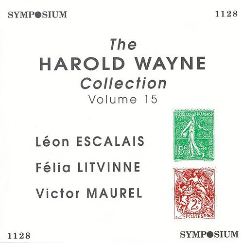 The Harold Wayne Collection, Vol. 15 (1906-1910) by Various Artists