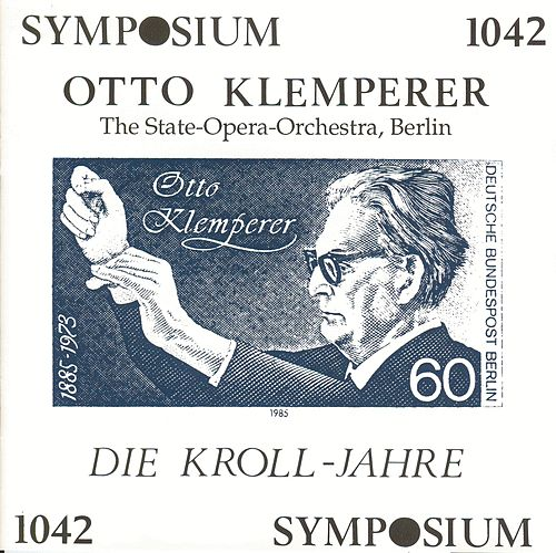 Otto Klemperer (1926-1931) by Otto Klemperer
