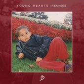 Young Hearts Remixes de NoMBe
