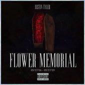 Flower Memorial by Justin Tyler