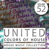 United Colors of House, Vol. 52 de Various Artists