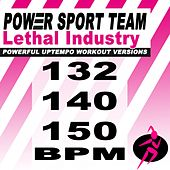 Lethal Industry (Powerful Uptempo Cardio, Fitness, Crossfit & Aerobics Workout Versions) by Power Sport Team