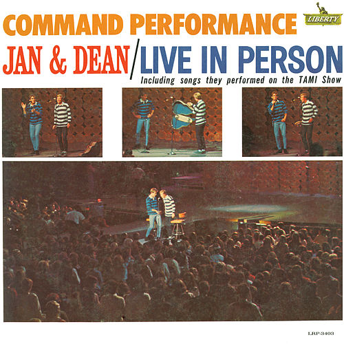 Command Performance by Jan & Dean