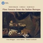 Flute Sonatas from the Italian Baroque by Frans Brüggen