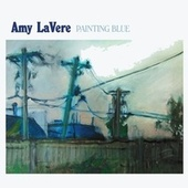 Painting Blue von Amy LaVere