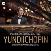 Chopin: Piano Concertos Nos 1 & 2 de Yundi