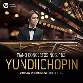 Chopin: Piano Concertos Nos 1 & 2 by Yundi