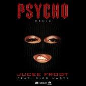 Psycho (Remix) [feat. Rico Nasty] de Jucee Froot
