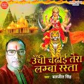 Unchi Chadhai Tera Lamba Rasta de Baljeet Singh