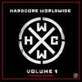 Hardcore Worldwide, Vol. 1 de Various Artists