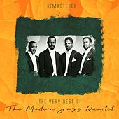 The Very Best of The Modern Jazz Quartet (Remastered) by Modern Jazz Quartet