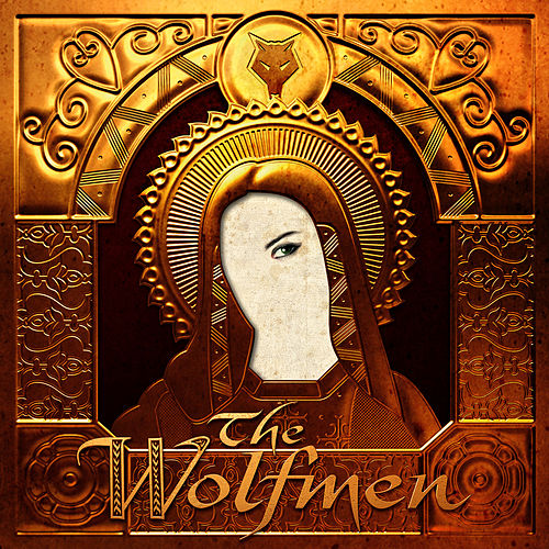 Cat Green Eyes by The Wolfmen