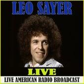 Leo Sayer - Live (Live) de Leo Sayer
