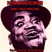 That Old Feeling de Fats Waller