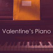Valentine's Piano: Romantic Melodies by Various Artists