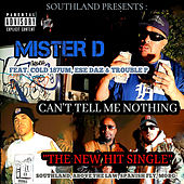 Can't Tell Me Nothing de Mister D