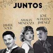 Juntos Amalia Mendoza-Jose Alfredo Jimenez-Javier Solis de Amalia Mendoza, José Alfredo Jiménez, Javier Solis