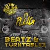 Beatz & Turntablez (Slowed & Chopped) de DJ RED
