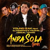 Anda Sola (Remix) by Young Izak