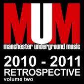 2010 - 2011 Retrospective Volume 2 by Various Artists