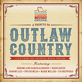 Tribute to Outlaw Country by Various Artists