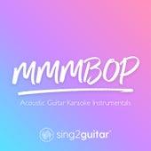 MMMBop (Acoustic Guitar Karaoke Instrumentals) de Sing2Guitar
