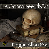 Le Scarabée d'Or, Edgar Allan Poe (Livre audio) by Alain Couchot